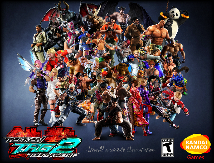 Tekken Tag Tournament 2 Review: 'King With Iron Fists ...