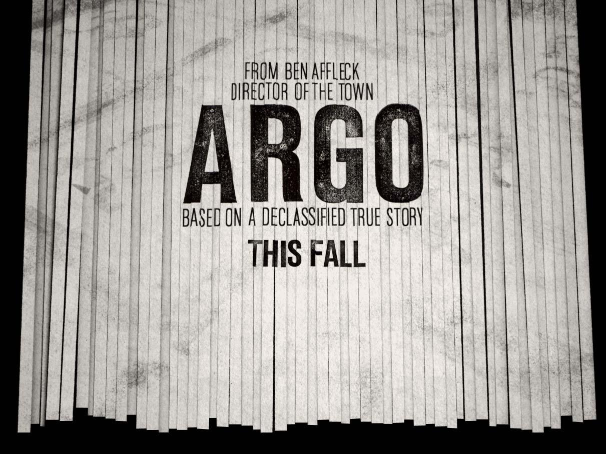 MOVIE REVIEW: 'Argo'